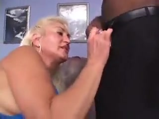 Blonde mature mom bbc interracial hardcore
