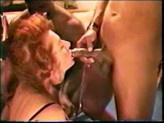 Amateur redhead mature bbc gangbang cuckold